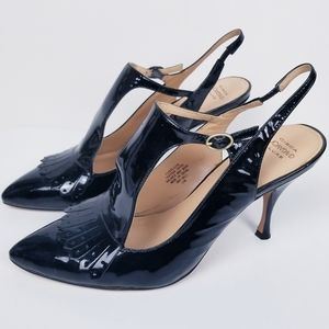 Circa Joan & David Luxe Adelaide leather heels